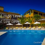 Pool High & Low Level