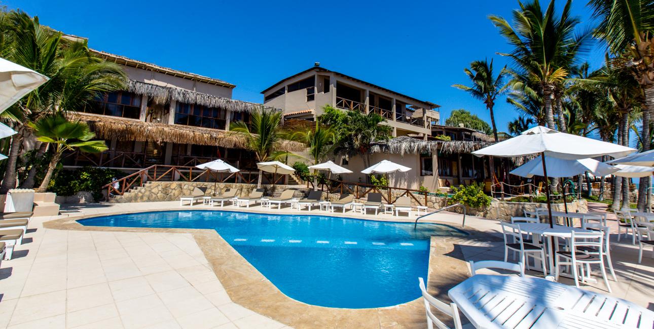 Welcome to Casa de Playa, seashore lodge at Pocitas beach, Mancora