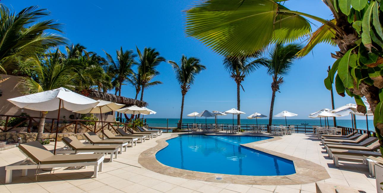 Casa de Playa Comfortable Swimming Pool, Near the Ocean